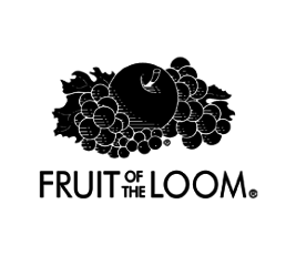 Fruit of the Loom Logo farblos