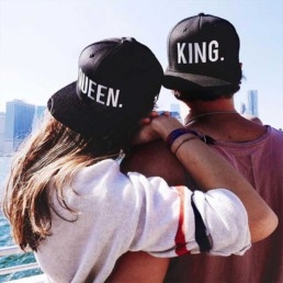 Stylecover Queen und King Snapbacks